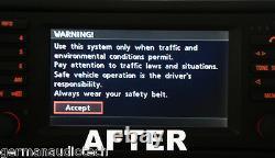 Bmw E53 X5 Sharp Navigation Monitor Radio Display Wide Screen LCD Glass