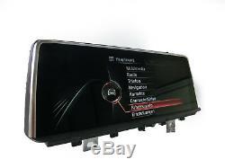Bmw F15 X5 F16 X6 10,25 Zoll Inch 10,25 Nbt Navigation Display CID High 9347878