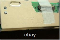 Bmw Navigation Monitor Radio Display Wide Screen LCD X5 Mk3 Mk4 Gps
