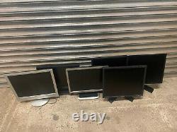 CHEAP Monitor 17 Inch PC Computer LCD VGA TFT HD FLATSCREEN DELL HP SAMSUNG LG