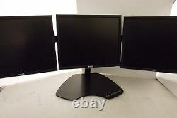 CineMassive MultiScreen Display withDell 19 Monitor 4-USB Port Hub VGA DVI 1908FP