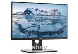 DELL UP2516D LCD monitor 25 DVI-D, HDMI, Display Port, USB Port 1 Month Warranty