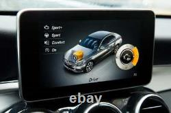 Daimler W205/W253 Monitor LCD Zentral Navi Display High