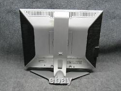 Dell 20 LCD Display Monitor 2007FPb 1600x1200 VGA DVI USB Hub WithStand Working
