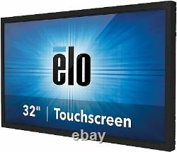 Elo 32 Touch Monitor 3243L Display LED Full HD Touchscreen LCD