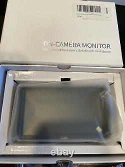 F5 5 inch DSLR On Camera Monitor Field Video 4K HDMI Monitor Full HD 1920x1080