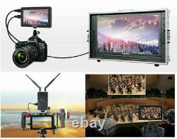 FEELWORLD F6 Plus 5.5 inch HDR 3D Lut DSLR Camera Field Touch Screen Monitor US
