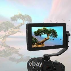 Feelworld F6 PLUS Monitor Touch Screen 4K Micro Single Display Director DSLR WN