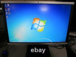 Good display Compaq HP LA2405x 1920x1200 LED-backlit 24 LCD Display Monitor