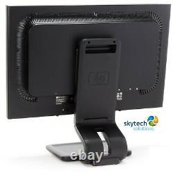 HP Compaq LA2405x 24 Widescreen LED LCD Monitor 1920x1200 VGA DVI Display Port