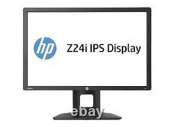 HP z24i Z-Display 24-inch Widescreen Full HD IPS LED LCD Monitor VGA, DVI, DP, USB