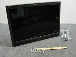 JVC DT-V24L1D 24 Multi-Format Video Broadcast Studio HD-SDI 1080P Monitor