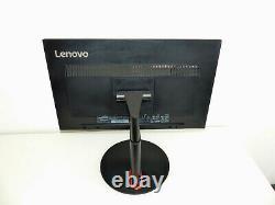 Lenovo ThinkVision T22i-10 54,6cm 21,5 169 LED 1080p Monitor Display HDMI #KT