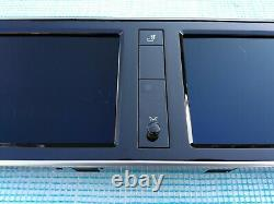 MERCEDES BENZ S W222 WIDESCREEN INFORMATION DISPLAY INSTRUMENT PANEL LCD set