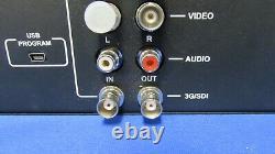 Marshall M-LYNX-702 Dual 7 HDMI, 3G-SDI Rackmount Monitor -NO power supply