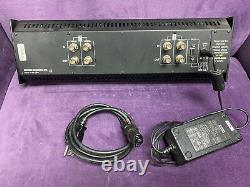 Marshall V-R72DP-2C Dual Screen Display 7 Rack Mounted HD-SDI LCD Monitors