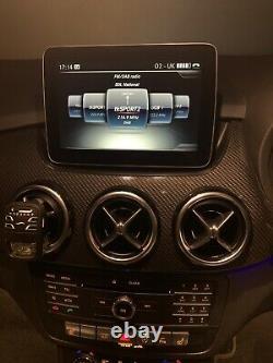Mercedes NTG5s1 Monitor LCD Display 8 COMAND Audio 20 A B CLA GLA GLE