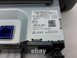 Mercedes W205 W253 Glc W447 Monitor Central Display Screen LCD Navi A2059002211