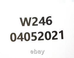 Mercedes W246 W117 W176 A-B-Klasse CLA Display Navigationsdisplay A2469007018