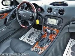 Mercedes-benz Comand Navigation Monitor LCD Display 2005 2006 Sl500 Lq065t9ar02u