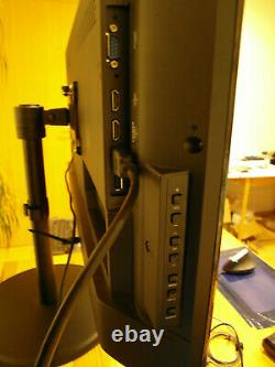 NEC 60003725 MultiSync E325 32Zoll 6,5ms Public Display HDMI Schwarz ohne Fuß