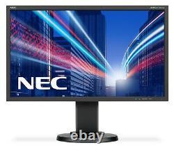 NEC Display MultiSync E243WMi Widescreen Monitor 60.5 cm (23.8) Full HD LED LCD