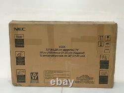 NEC E Series 32 LED LCD Commercial Signage Display E325 Missing Stand READ