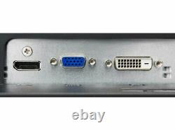 NEC Multisync E223W 22 1680x1050 Monitor PC WIDE SCREEN VGA DP DVI DISPLAY VGC