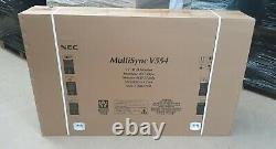 NEC Multisync V554 55 Large Format LCD Display BRAND NEW IN BOX