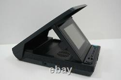 NEC PC Engine DUO Monitor PI-LM1 NTSC LCD Display + AC Adapter Tested PCE Japan
