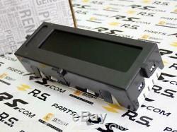New GENUINE Twingo II 133 RS Monitor RENAULT SPORT lcd cockpit dash display r. S