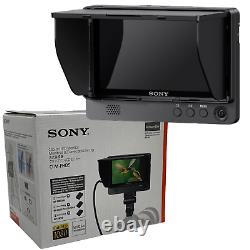 New Sony CLM-FHD5 Clip-On 5 Full HD LCD On-Camera Monitor