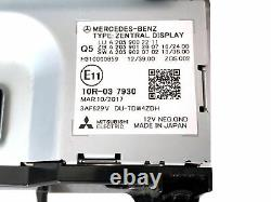 Origi Monitor LCD Display Bildschirm Navi Mercedes W205 C205 W253 GLC W447 Vito
