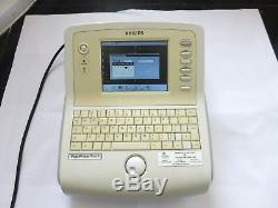 Philips Pagewriter Trim II LCD Ecg Machine Cardiograph Ekg Monitor Leads Printer