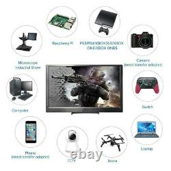 Portable Monitor 13.3 inch 2560x1440 IPS LCD Gaming Display Monitor for PS4