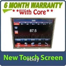 REMANUFACTURED CHRYSLER DODGE Navigation GPS 8.4 LCD Display Screen Monitor OEM