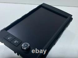 SEAT LEON 5F NAVI MONITOR Display BEDIENTEIL TOUCHSCREEN LCD Screen 5F0919606