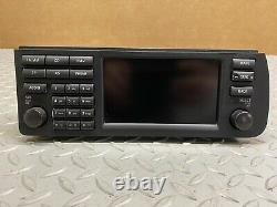 Saab 9-3 93 Navigation Radio Gps Nav Icm3 Headunit 2003-2007 Nice Upgrade Rare