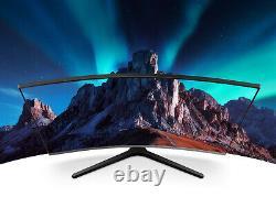 Samsung C27R500 27 Curved Full HD 4ms FreeSync HDMI Besel less display