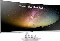 Samsung C34F791WQU 34 Zoll Curved Full HD LCD Monitor Displaybruch