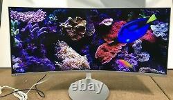 Samsung C34J791 34 Curved FreeSync VA Monitor LED LCD Display READ