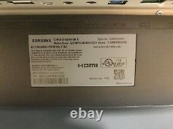 Samsung C49RG9 49 Curved LED LCD Display (Dual QHD) LC49RG90SSNXZA Open Box
