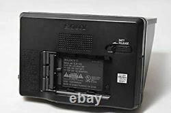 Sony CLM-V55 Clip-on LCD Monitor 5 Inch Display Excellent from Japan F/S