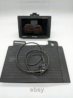 TV Logic VFM-056W Monitor withCable & Hood
