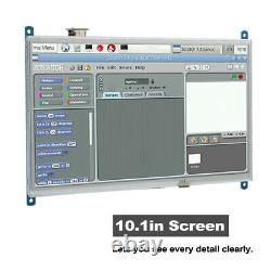 Touch Screen Da 10.1 pollici Monitor Display HDMI LCD Per Raspberry Pi Con Pen