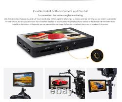 US FEELWORLD F6 Plus 5.5 inch HDR 3D Lut DSLR Camera Field Touch Screen Monitor