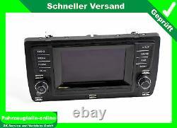 VW Golf VII 7 Bordmonitor Display 5G0919605 Alpine
