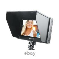 Viltrox 7'' Inch DC-70 Clip-on Color TFT HD LCD Monitor Display for DSLR Camera