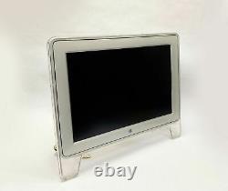 Vintage Apple M5662 22 Cinema Display Widescreen LCD Monitor & Adapter