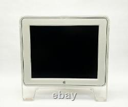 Vintage Apple M7649 17 1280x1024 Studio Display ADC TFT LCD Monitor with Adapter